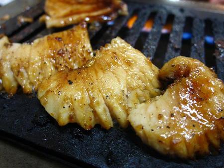 焼肉レストラン 快楽宴 特上ミノ