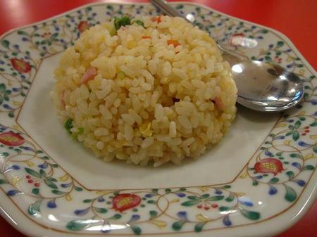 老虎麺飯城 ミニチャーハン