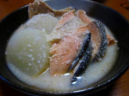 たちき 鮭の粕煮