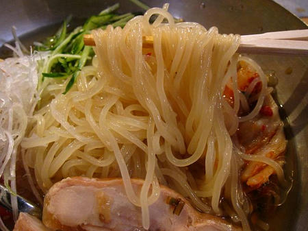 七輪炭火焼肉 味ん味ん 盛岡冷麺