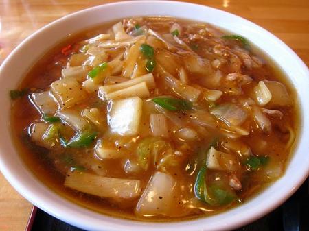 麺処 くいしん坊 ロースー麺