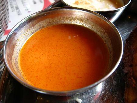 マハトマ スープ