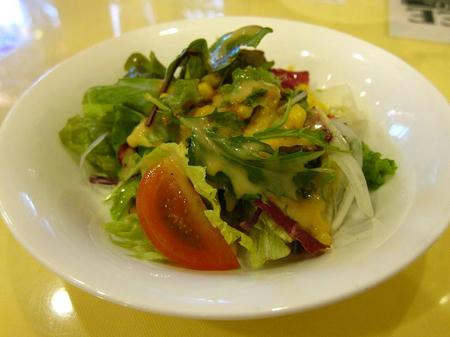 イタリア亭 セットのサラダ