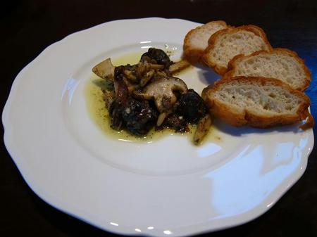レストラン ロマネ エスカルゴ