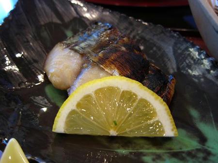 つるちゃんの 話食庵 焼魚