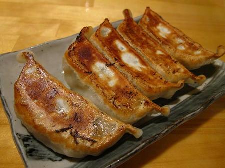 麺処 くいしん坊 黒豚餃子