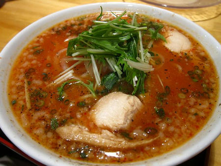 麺処 くいしん坊 スイートチリトマト麺