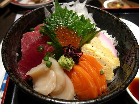 和食斬新 I YEN 海鮮丼