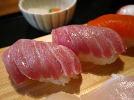 光駕 上にぎり寿司 トロ