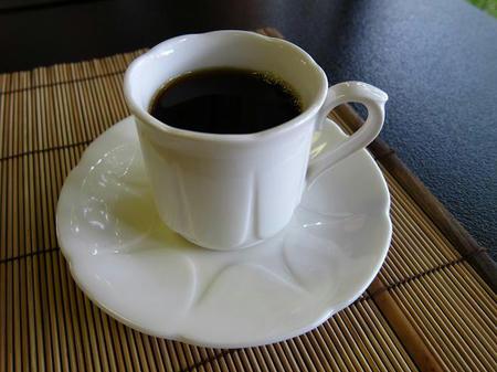 茶寮 いま泉 コーヒー