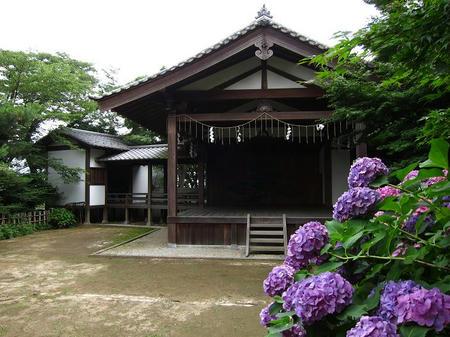茶寮 いま泉 能楽堂