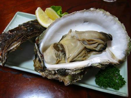 お食事処 たちき(樹) 牡蠣幽庵焼き