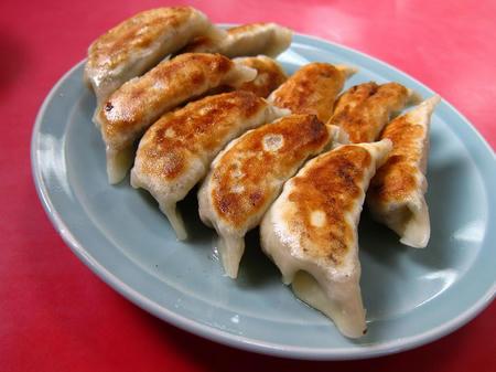 中華料理 龍苑 餃子