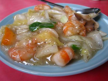 中華料理 龍苑 海老のうまに