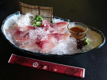 川魚・郷土旬菜 うおとし こいのあらい