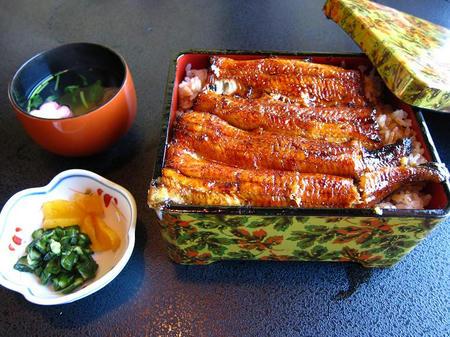 川魚・郷土旬菜 うおとし 上うな重