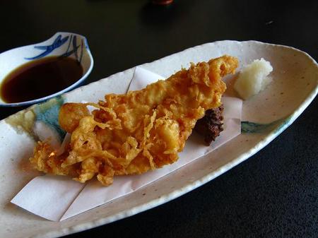 川魚・郷土旬菜 うおとし なまず天ぷら