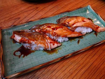 えぼし 茅ヶ崎本店 あなご寿司