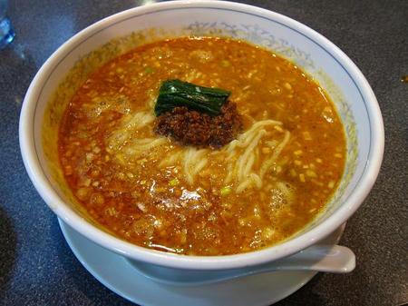 中華料理 四川 担々麺