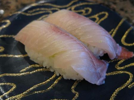 がってん寿司 鹿児島産 カンパチ