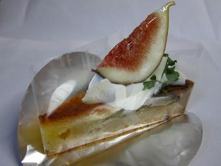 La La Sweets いちじくのタルト