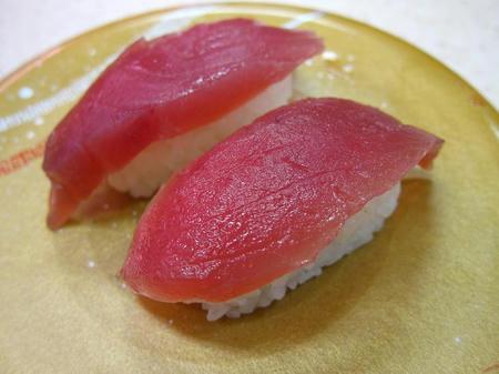 北陸富山回転寿司 かいおう マグロ