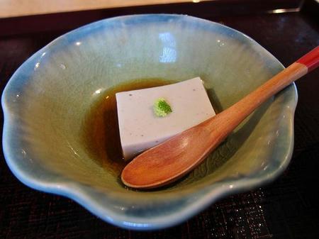 蕎麦処 鏑屋響 蕎麦豆腐