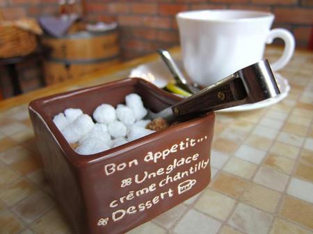 イタリア料理 蒲公英 紅茶
