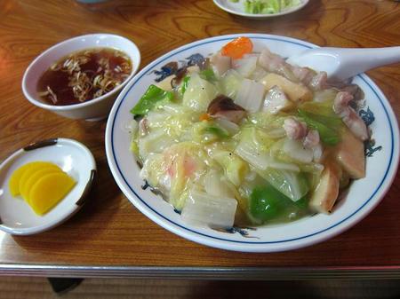 中華飯店 鈴蘭 中華丼