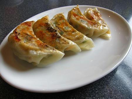中華料理 四川 焼き餃子