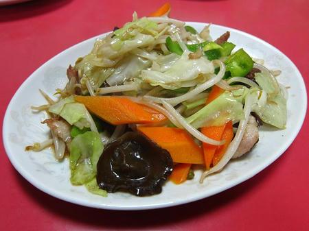 広東料理 太湖 野菜炒め