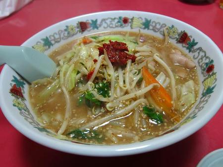 広東料理 太湖 辛味噌ラーメン