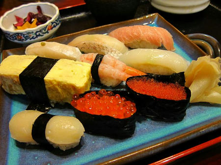 魚友 本店 上品(風船)鮨