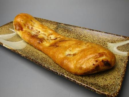 政次郎のパン ガーリックベーコン