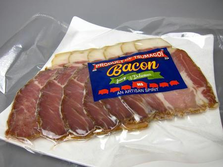 ベーコン専門店 Bacon  やまと豚 肩ロースベーコン