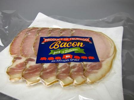 ベーコン専門店 Bacon  やまと豚 ロースベーコン