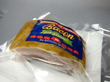 ベーコン専門店 Bacon  やまと豚ベーコン