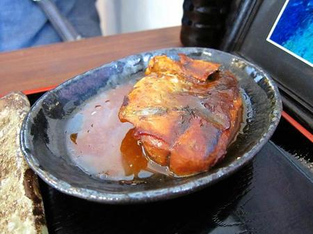 めしや 大磯港 ソーダ味噌煮
