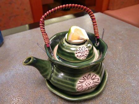 海鮮茶屋 せんざん本店 松茸土瓶蒸し