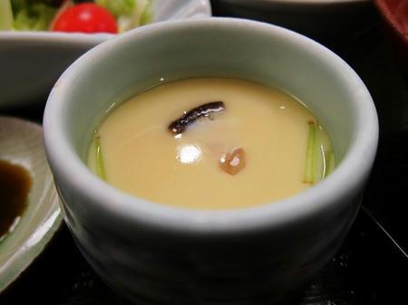 海鮮茶屋 せんざん本店 茶碗蒸し