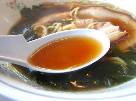 けんちゃんらーめん スープ