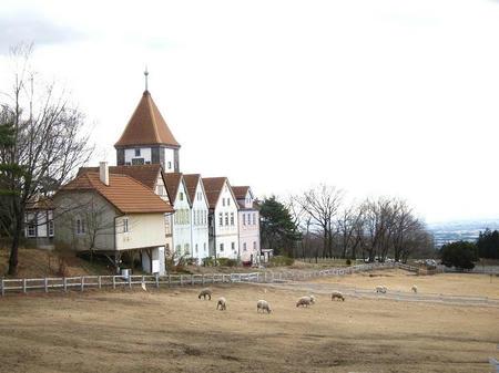 赤城高原牧場 クローネンベルグ
