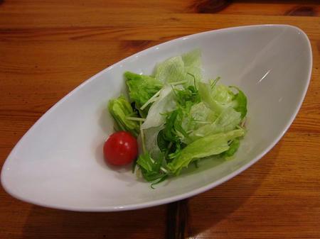 美食材 LOHAS 有機野菜のサラダ