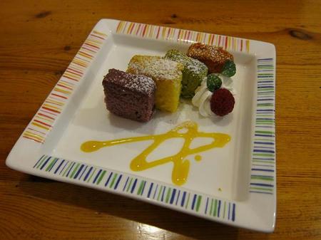 美食材 LOHAS 野菜のケーキ