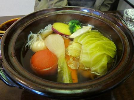 茶寮 さいばし 野菜のおでん