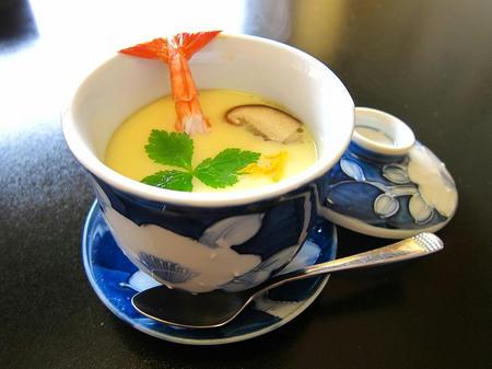 みほ鮨 茶碗蒸