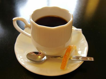 みほ鮨 コーヒー