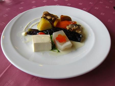 安心食材グラツィエ 温かい野菜のメインディッシュ