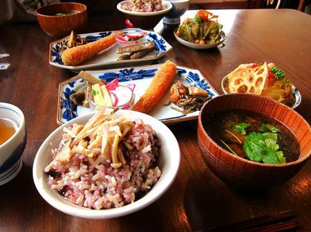 Omoya Cafe&Lunch 今日のごはん