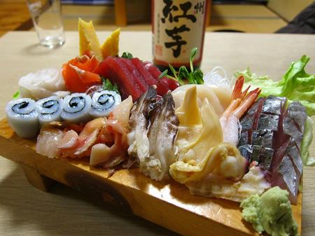 みのり寿司 刺身